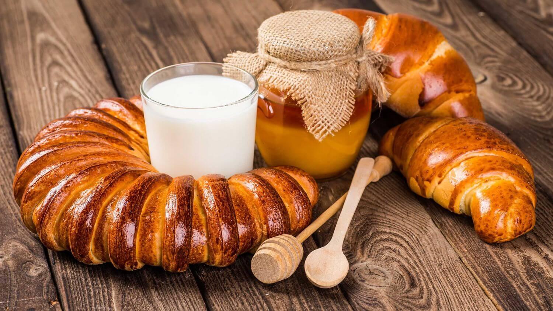 Картинки с медом и хлебом фруктами