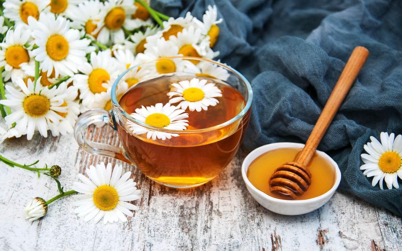 чай с ромашкой от изжоги
